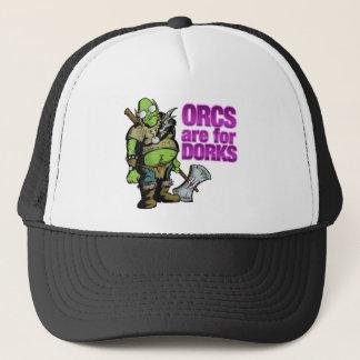 Orcsは田舎くさい人のためです キャップ