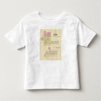 Ordおよびバッファロー、ネブラスカ トドラーTシャツ