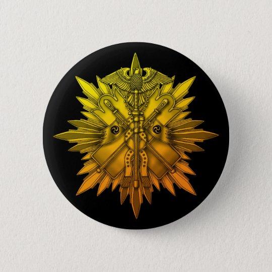 Order of the Golden Kite 5.7cm 丸型バッジ