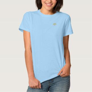 Ordine Francescano Secolare -世俗的なフランシスコ会 刺繍入りTシャツ
