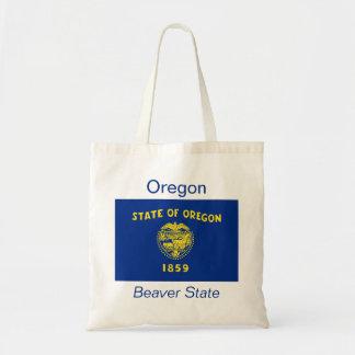 Oregonianの旗のバッグ トートバッグ
