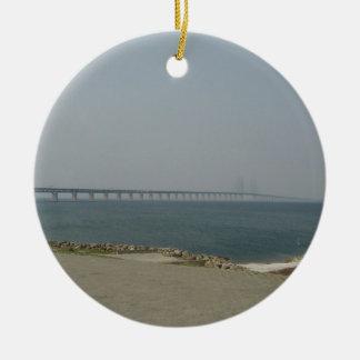 Oresund橋 セラミックオーナメント