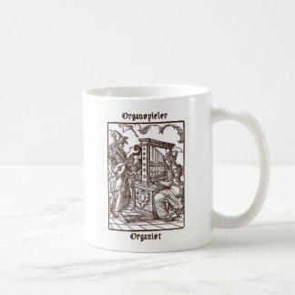 Organspieler -オルガン奏者 コーヒーマグカップ