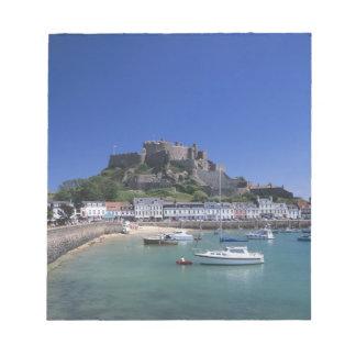Orgueilの城を取付け、Gorey、ジャージー隠して下さい ノートパッド