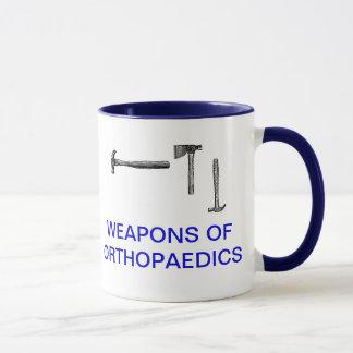ORHTOPAEDICSの武器 マグカップ