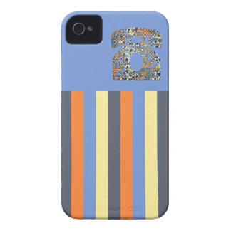 Orielの青いiPhone 4、やっとそこに Case-Mate iPhone 4 ケース