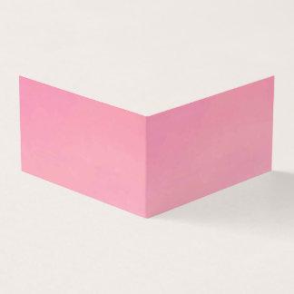 Orientation: Folded Horizontal Book Don't be like 名刺