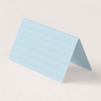 Orientation: Folded Horizontal Tent Don't be like 名刺