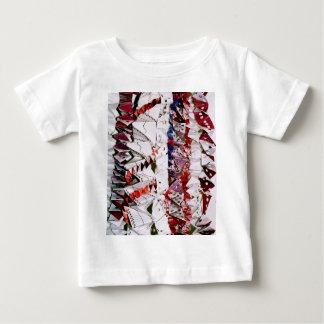 Origamiの織り方 ベビーTシャツ