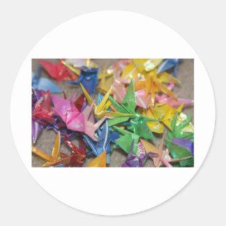 origamiクレーン ラウンドシール