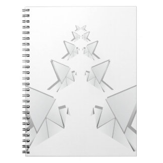Origamiハト ノートブック