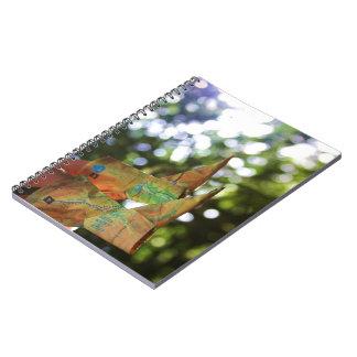 Origami ノートブック