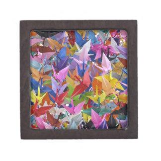 Origami 1,000のペーパークレーン優れたギフト用の箱 ギフトボックス