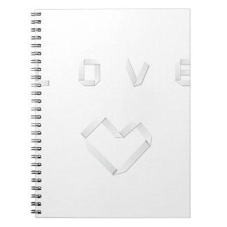 Origami love2 ノートブック