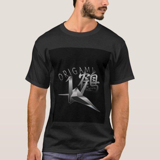 ORIGAMI-turu Tシャツ