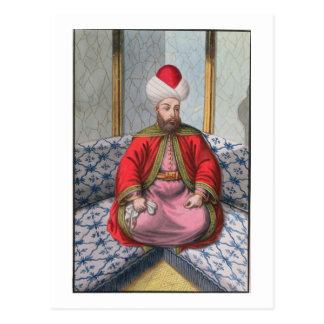Orkhan (1288-1359年)、サルタン「シリーズからの1326-59年、 ポストカード
