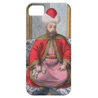 Orkhan (1288-1359年)、サルタン「シリーズからの1326-59年、 iPhone SE/5/5s ケース