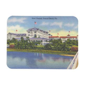 Ormondのホテル、Ormondのビーチフロリダ マグネット