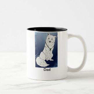 Oroオオカミ ツートーンマグカップ