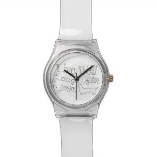 """Orologioは""""よく住んでいます"""" 腕時計"""