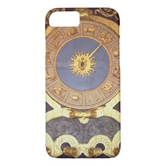 Orologio Zodicale ((占星術の)十二宮図の時計) (フレスコ画およびgilde iPhone 8/7ケース