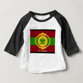 Oromoの旗、 ベビーTシャツ