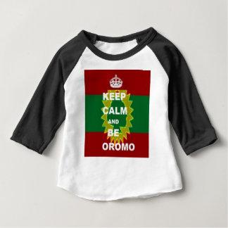 Oromoプロダクト ベビーTシャツ