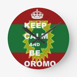 Oromoプロダクト ラウンド壁時計