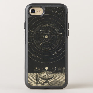 Orrery、太陽系 オッターボックスシンメトリーiPhone 7 ケース