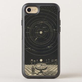 Orrery、太陽系 オッターボックスシンメトリーiPhone 8/7 ケース