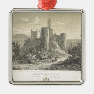 ortenberg 1860年、ダルムシュタットの城 メタルオーナメント