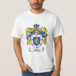 Ortizの家紋- Ortizの紋章付き外衣 Tシャツ