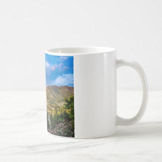 ortofinoの漁村、Ligurian贅沢な港 コーヒーマグカップ