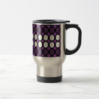 O'sの紫色のしぶき トラベルマグ