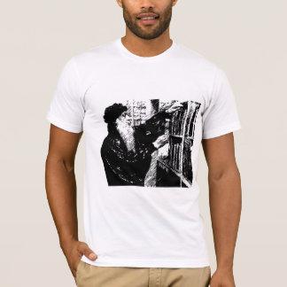 oshoのワイシャツのTシャツのスピリチュアルの黙想 Tシャツ