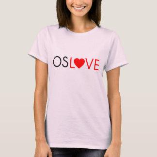 OSLOVEノルウェー Tシャツ