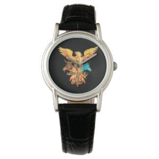 Osmのロゴの女性用腕時計への旅行 腕時計