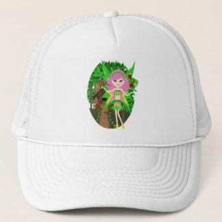 OstaraのFaeryおよび巣箱のコテージの帽子 キャップ