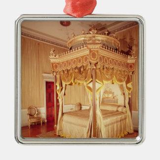 Osterley公園の州のベッドの部屋 メタルオーナメント