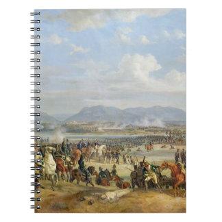 OstrovのEugene de Beauharnais (1781-1824年)王子 ノートブック