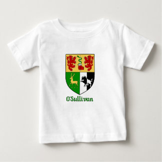 O'Sullivan家族の盾 ベビーTシャツ