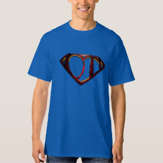 OTのスーパーヒーローのワイシャツ Tシャツ