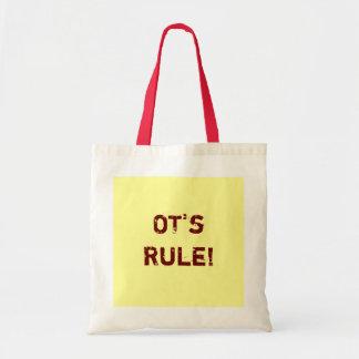 OTの規則! トートバッグ