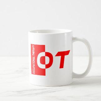 otの赤 コーヒーマグカップ