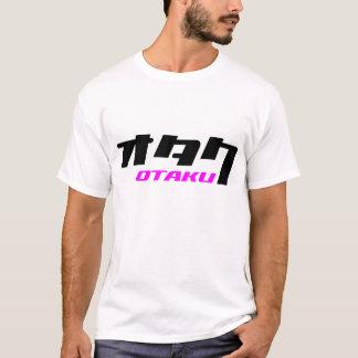Otaku及び片仮名 Tシャツ
