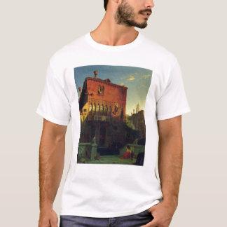 Othelloの家、ベニス1856年のムーア Tシャツ