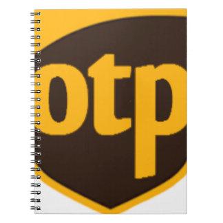 OTP ノートブック