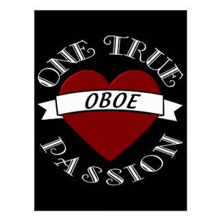 OTP: Oboe ポストカード