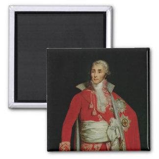 OtrantoのヨセフFouche公爵のポートレート マグネット