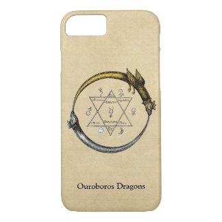Ouroborosのドラゴン iPhone 8/7ケース